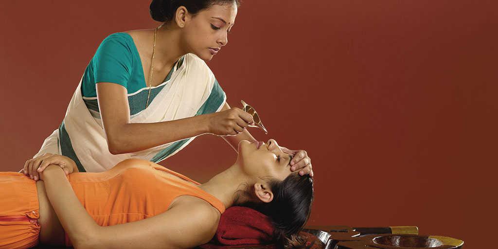 Nasyam Ayurveda Treatment in Kerala