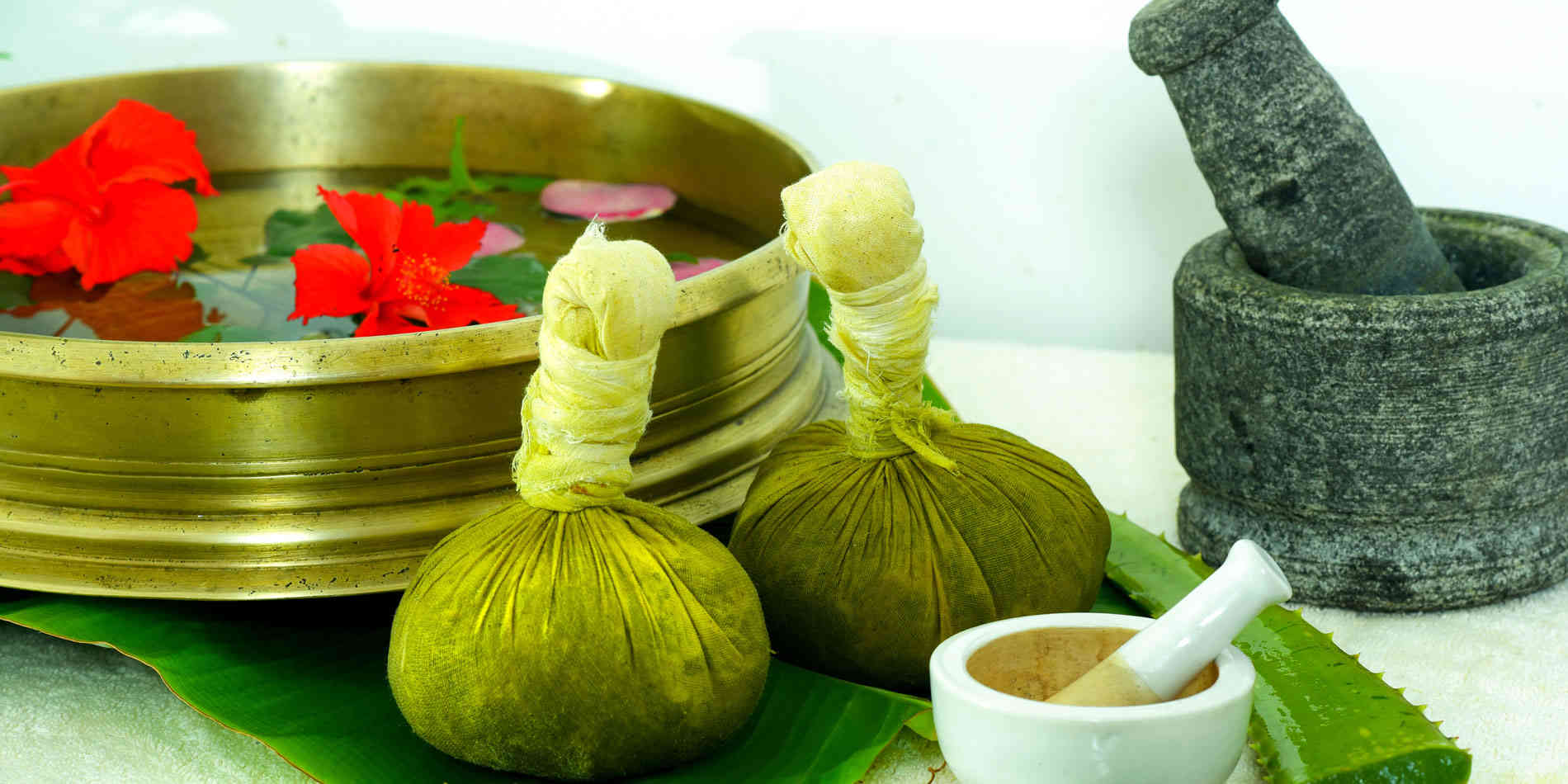 Kizhi Ayurveda Treatment Kerala